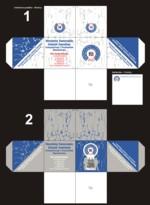 Pudełka na kartki do sporządzania podręcznych notatek
