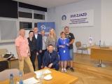 XVII Zjazd Sprawozdawczo - Wyborczy NSZZF i PW Popowo 2017