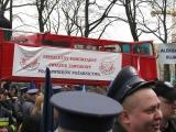 Manifestacja Poznań - marzec 2009